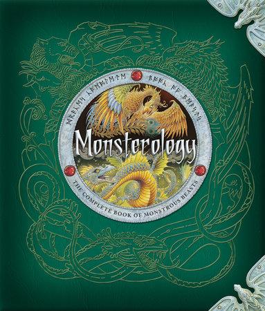 Monsterology by Dr. Ernest Drake