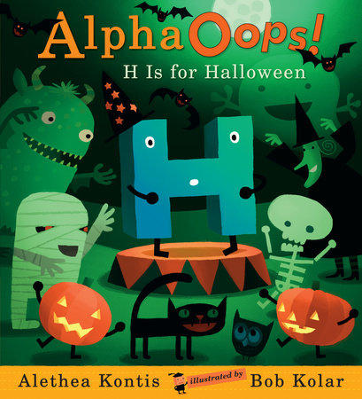AlphaOops: H Is for Halloween by Alethea Kontis