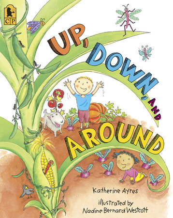 Up, Down, and Around Big Book by Katherine Ayres