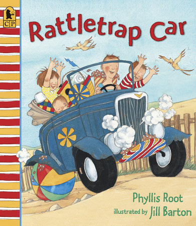 Rattletrap Car Big Book by Phyllis Root