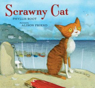 Scrawny Cat
