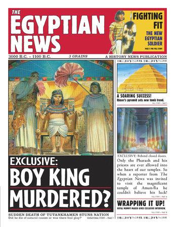 History News: The Egyptian News by Scott Steedman