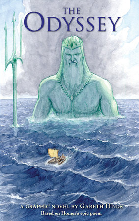 The Odyssey by Gareth Hinds