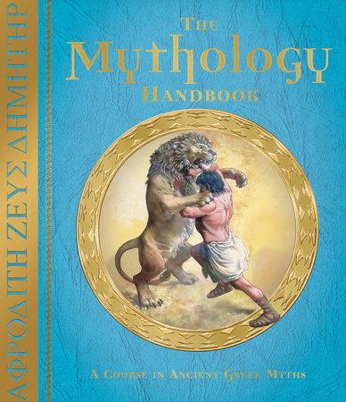 The Mythology Handbook by Lady Hestia Evans