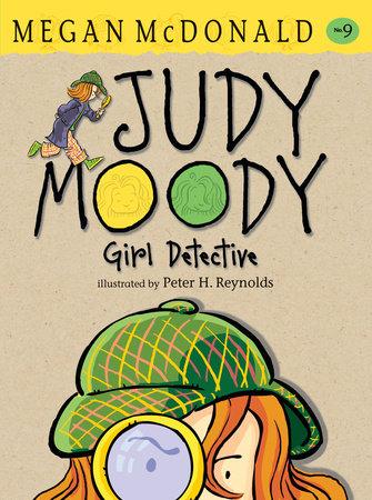 Judy Moody, Girl Detective