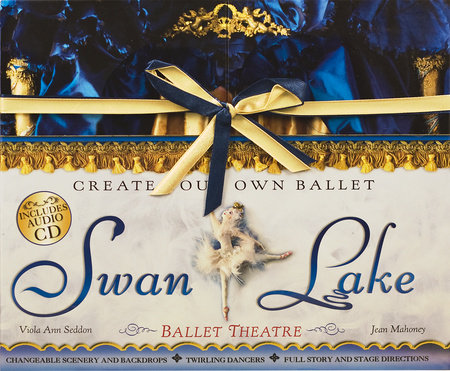 Swan Lake Ballet Theatre by Jean Mahoney