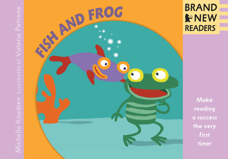 Fish and Frog Big Book by Michelle Knudsen