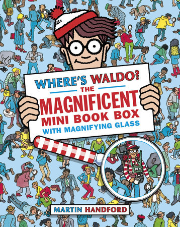 Where's Waldo? The Magnificent Mini Boxed Set by Martin Handford
