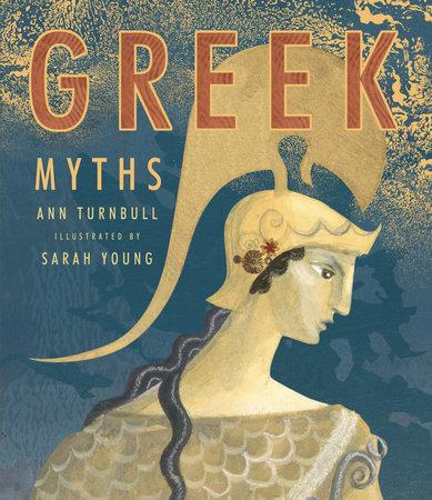 Greek Myths by Ann Turnbull