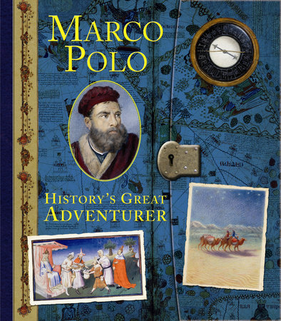 Marco Polo by Clint Twist