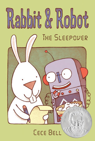 Rabbit and Robot by Cece Bell