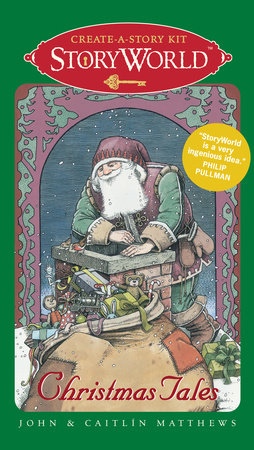 StoryWorld: Christmas Tales by John and Caitlin Matthews