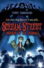 Scream Street: Invasion of the Normals