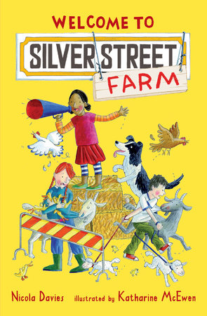 Welcome to Silver Street Farm by Nicola Davies