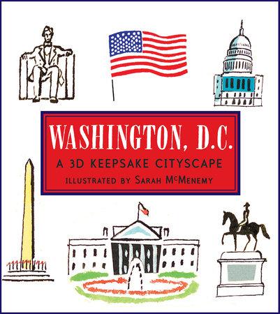 Washington, D.C.: Panorama Pops by Sarah McMenemy