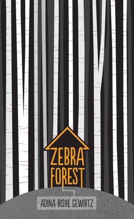 Zebra Forest by Adina Rishe Gewirtz