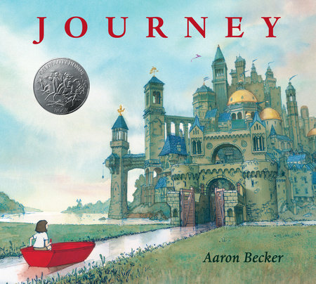 Journey by Aaron Becker