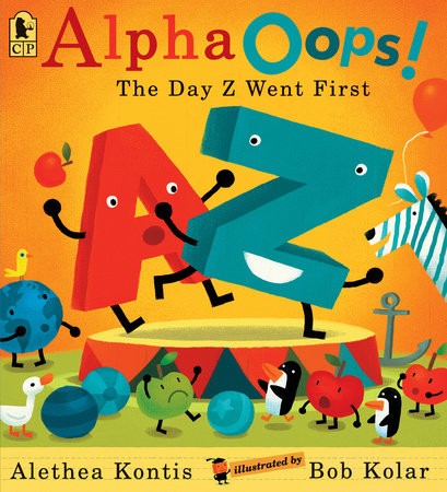 AlphaOops! by Alethea Kontis