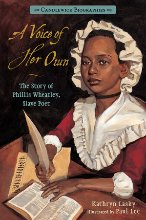 A Voice of Her Own by Kathryn Lasky