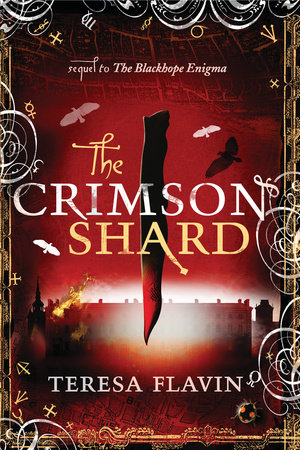 The Crimson Shard by Teresa Flavin