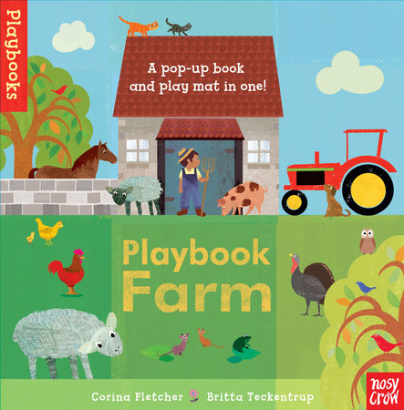 Playbook Farm by Corina Fletcher