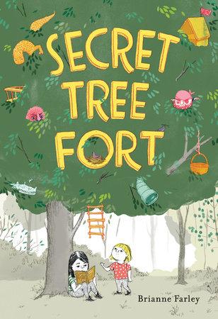 Secret Tree Fort by Brianne Farley