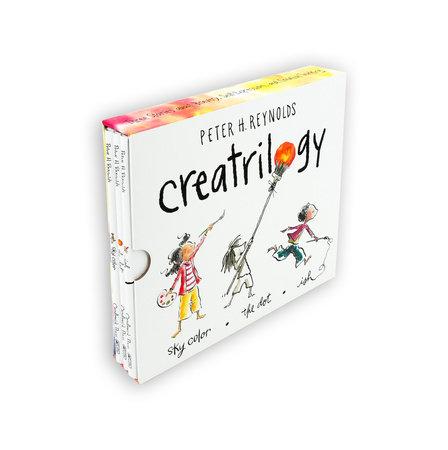 Peter Reynolds Creatrilogy Box Set (Dot, Ish, Sky Color) by Peter H. Reynolds