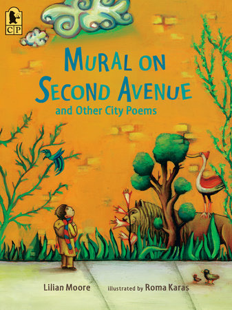 Mural on Second Avenue and Other City Poems
