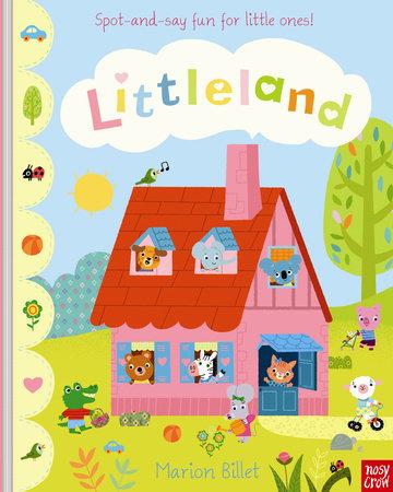 Littleland by Marion Billet