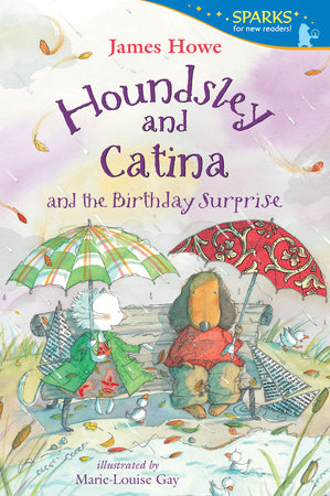 Houndsley and Catina and the Birthday Surprise by James Howe