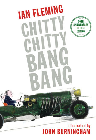 CHITTY-CHITTY BANG BANG by Ian Fleming