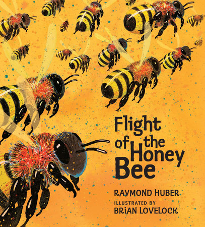 Flight of the Honey Bee by Raymond Huber