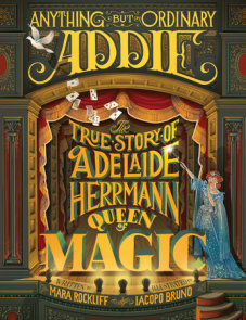 Anything But Ordinary Addie