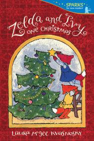 Zelda and Ivy One Christmas