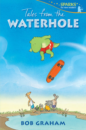 Tales from the Waterhole by Bob Graham