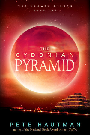 The Cydonian Pyramid by Pete Hautman