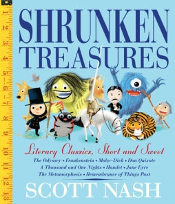 Shrunken Treasures