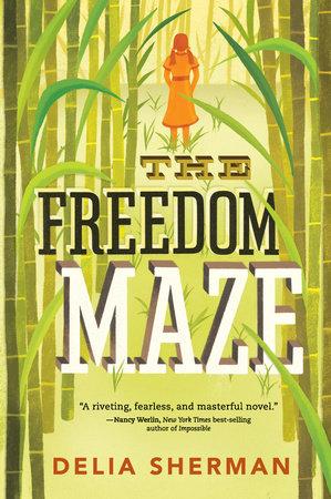 The Freedom Maze by Delia Sherman