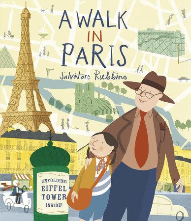A Walk in Paris by Salvatore Rubbino