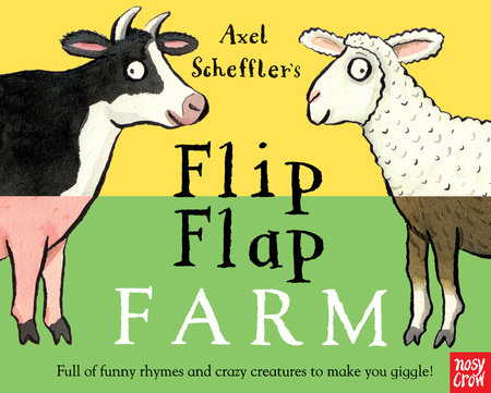 Flip Flap Farm by Nosy Crow