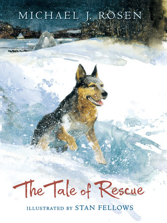 The Tale of Rescue by Michael J. Rosen