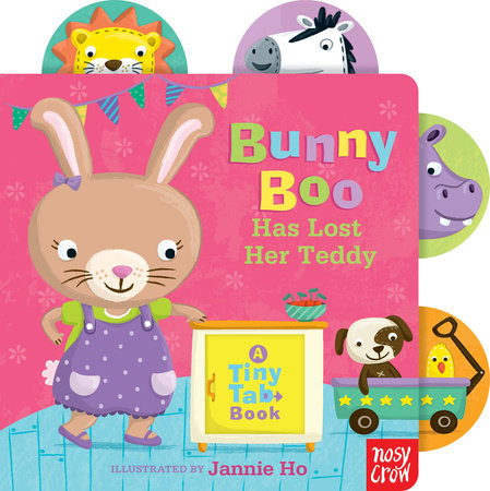 Bunny Boo Has Lost Her Teddy by Nosy Crow