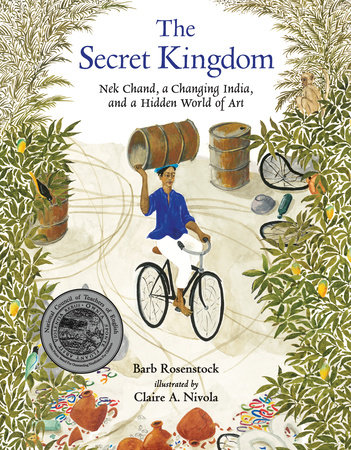 The Secret Kingdom by Barb Rosenstock