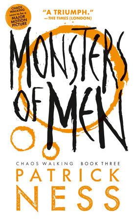 Monsters of Men (Reissue with bonus short story) by Patrick Ness