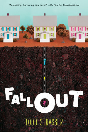 Fallout by Todd Strasser