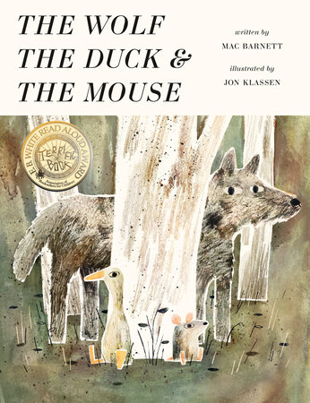 The Wolf, the Duck, and the Mouse by Mac Barnett