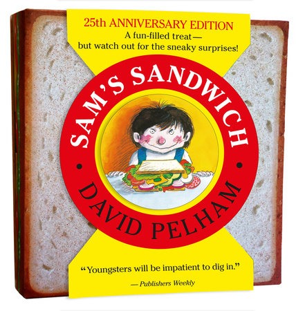 Sam's Sandwich Book Cover Picture