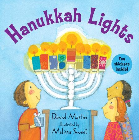 Hanukkah Lights by David Martin