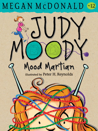 Judy Moody, Mood Martian by Megan McDonald