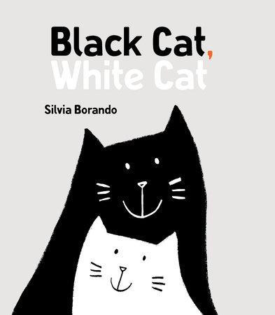Black Cat, White Cat by Silvia Borando
